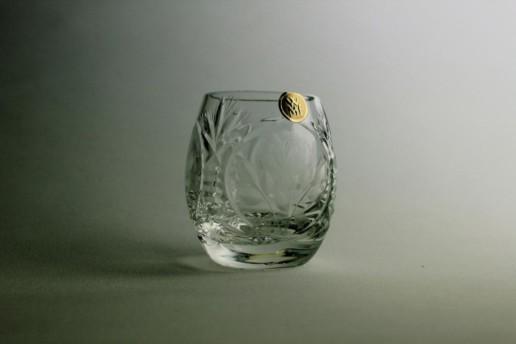 WMF Schnapsgläser Rosenkavalier Glas Bleikristall Vintage Unused