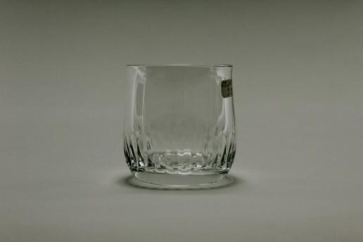 WMF Diana Cristal Schnapsstamper Glas Bleikristall Vintage Unused