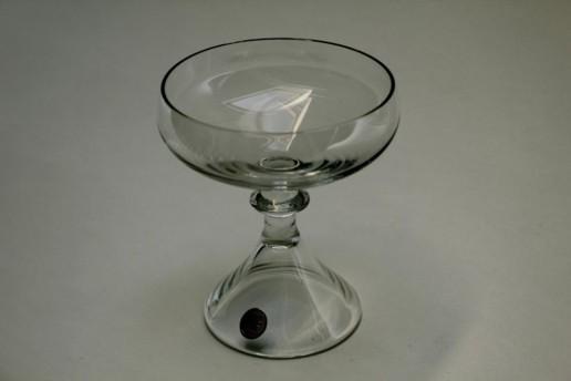 WMF Likörschale Simone Glas Bleikristall Vintage Glass Unused