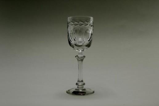 WMF Exclusive Likörkelch Glas Bleikristall Vintage Glass Unused