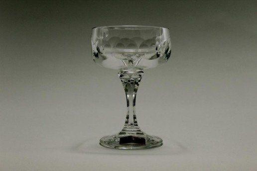 WMF Likörschalen Comtesse Glas Bleikristall Vintage Glass Unused