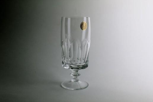 WMF Sehr Schöne Biergläser Biertulpen Alexandras Glas Bleikristall Vintage Glass Unused